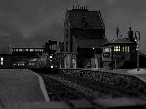 night at misterton station